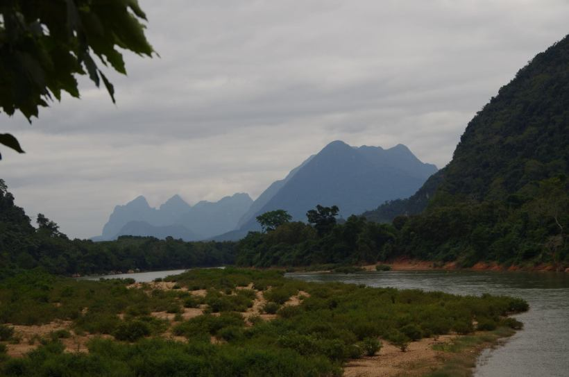 trajet Nong Khiaw 217