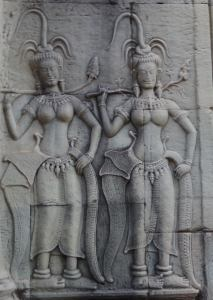 Angkor Vat Devatas (5)