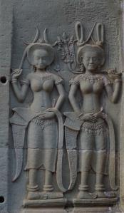 Angkor Vat Devatas (7)