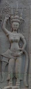 Angkor Vat Devatas (8)