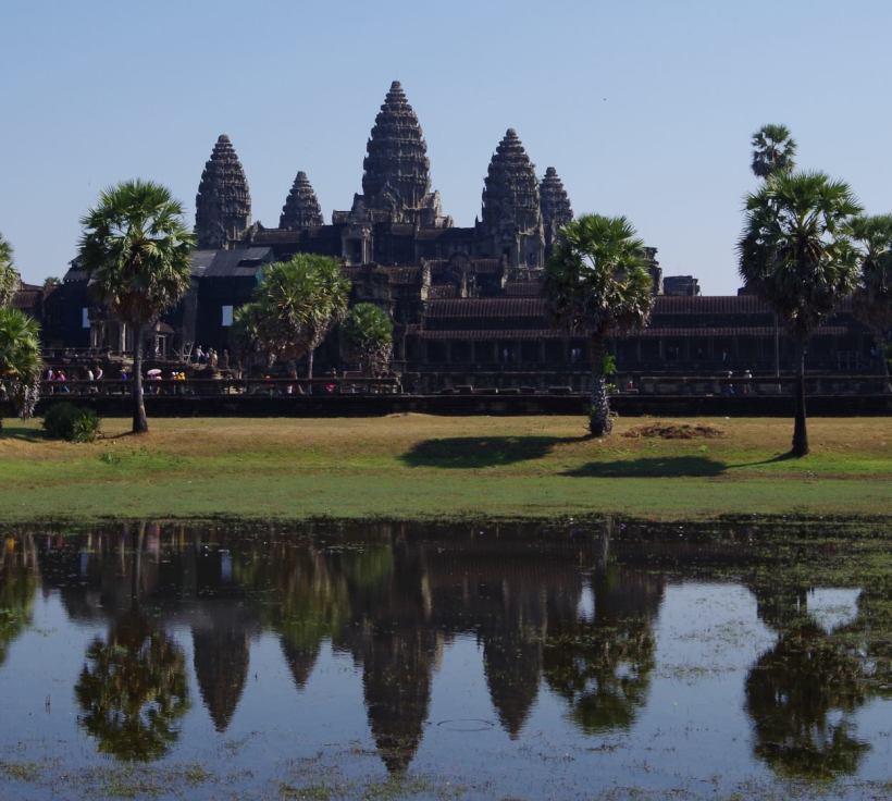 Angkor Vat Vues d'ensemble (2)