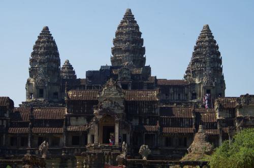 Angkor Vat Vues d'ensemble (4)
