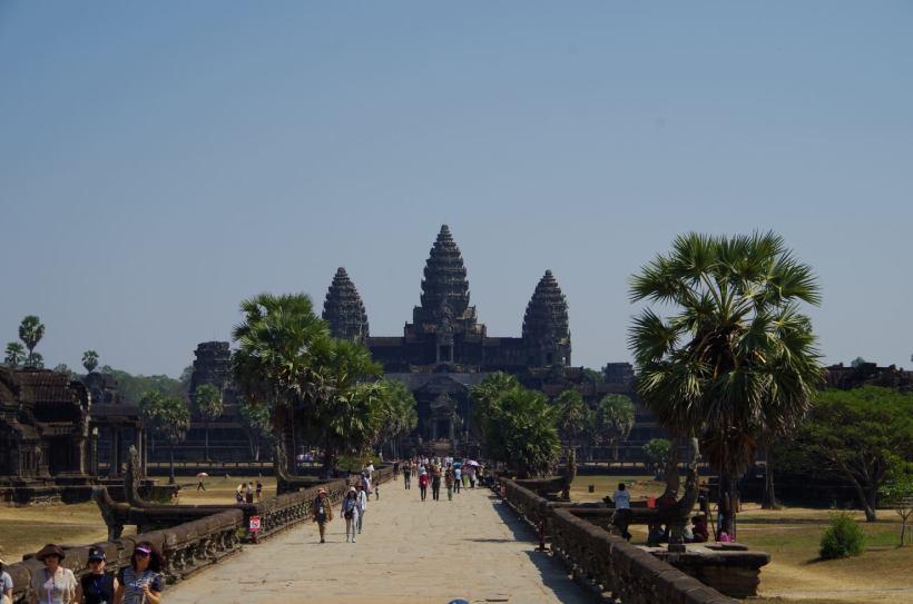 Angkor Vat Vues d'ensemble (5)