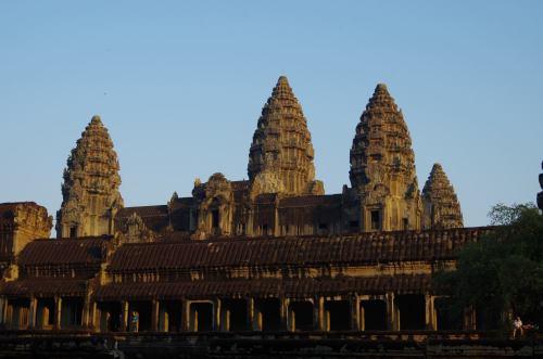 Angkor Vat Vues d'ensemble (7)