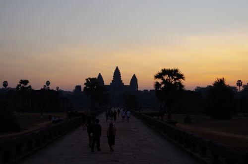 Sun Rise Angkor VAT (1)