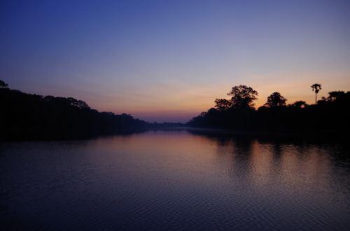 Sun Rise Angkor VAT (2)