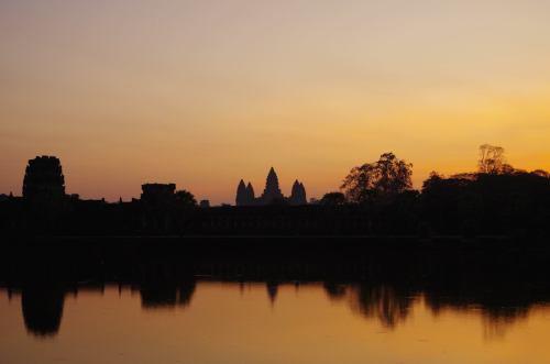 Sun Rise Angkor VAT (3)